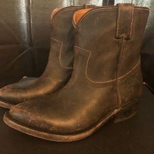 Frye short boots
